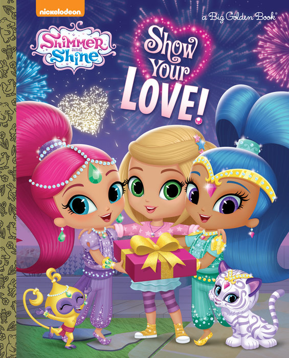 Show Your Love! (Shimmer and Shine)