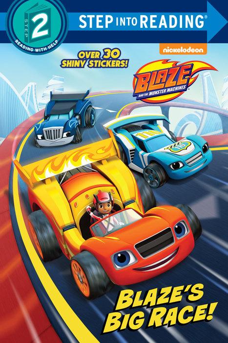Blaze's Big Race! (Blaze and the Monster Machines)
