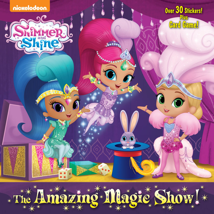 The Amazing Magic Show! (Shimmer and Shine)