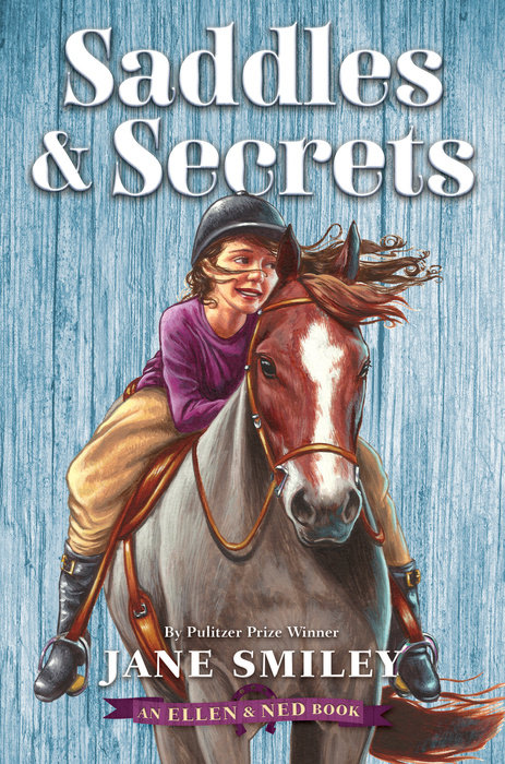 Saddles & Secrets (An Ellen & Ned Book)