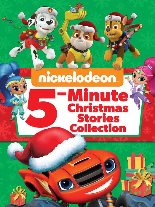 Nickelodeon 5-Minute Christmas Stories (Nickelodeon)