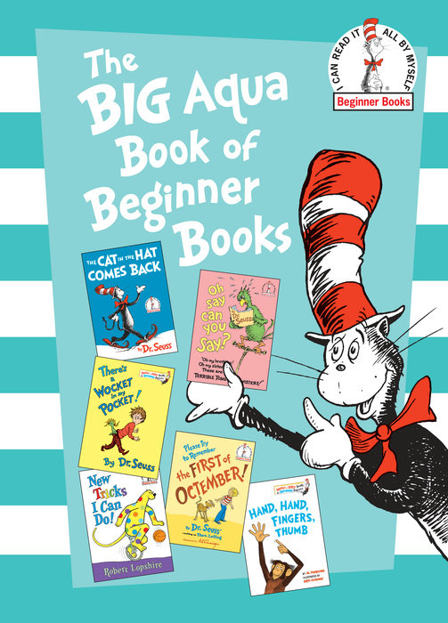 The Big Aqua Book of Beginner Books