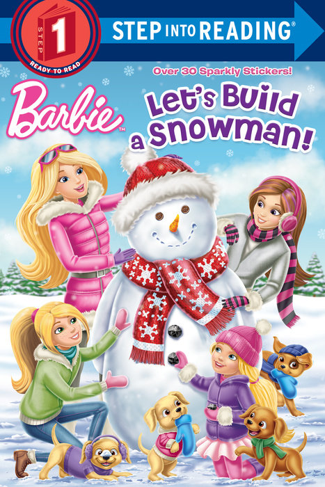 Let's Build a Snowman! (Barbie)