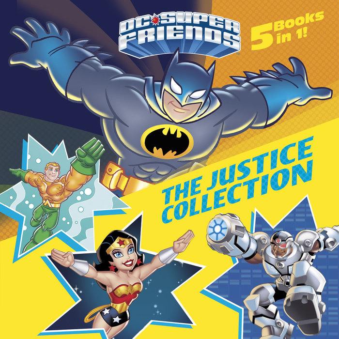 The Justice Collection (DC Super Friends)