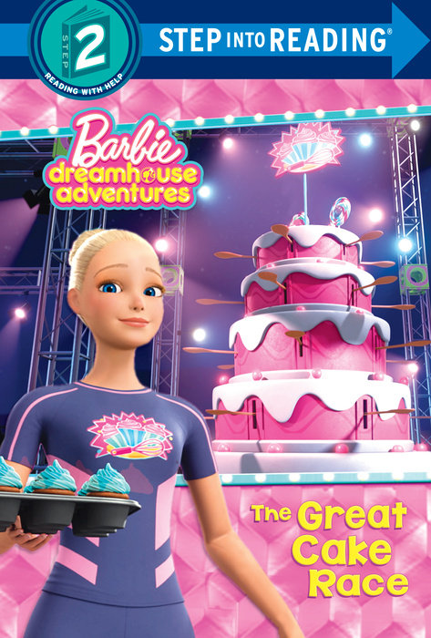 Barbie Dreamhouse Adventure #1 Step into Reading (Barbie)