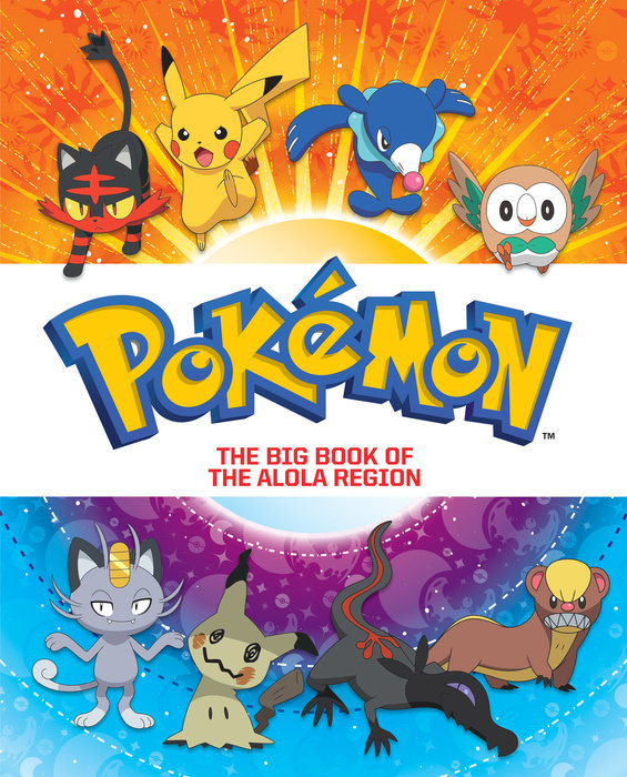 The Big Book of the Alola Region (Pokémon)