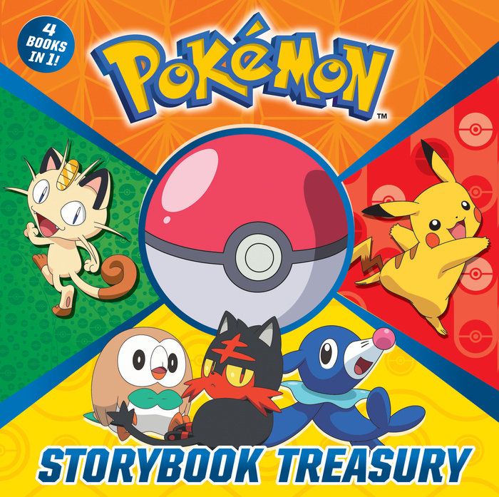 Pokémon Storybook Treasury (Pokémon)
