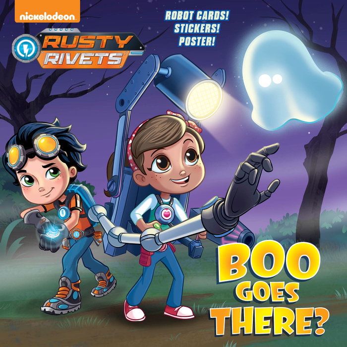 Boo Goes There? (Rusty Rivets)