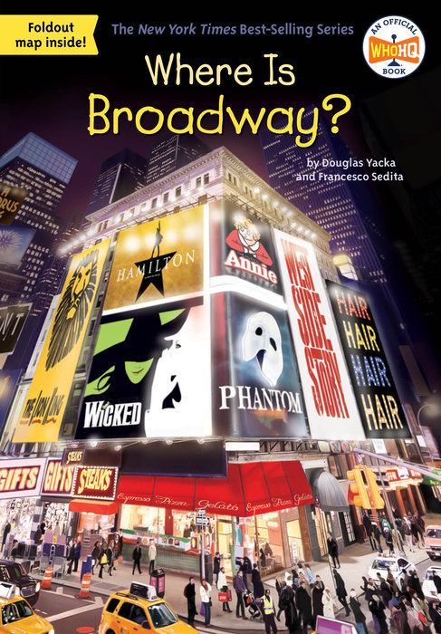 Where Is Broadway?