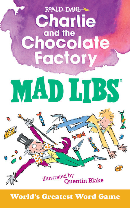 Charlie and the Chocolate Factory Mad Libs
