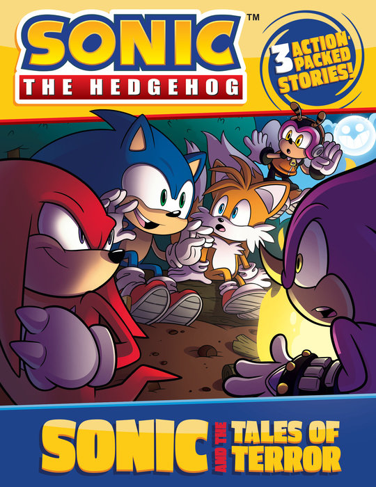 Sonic and the Tales of Terror