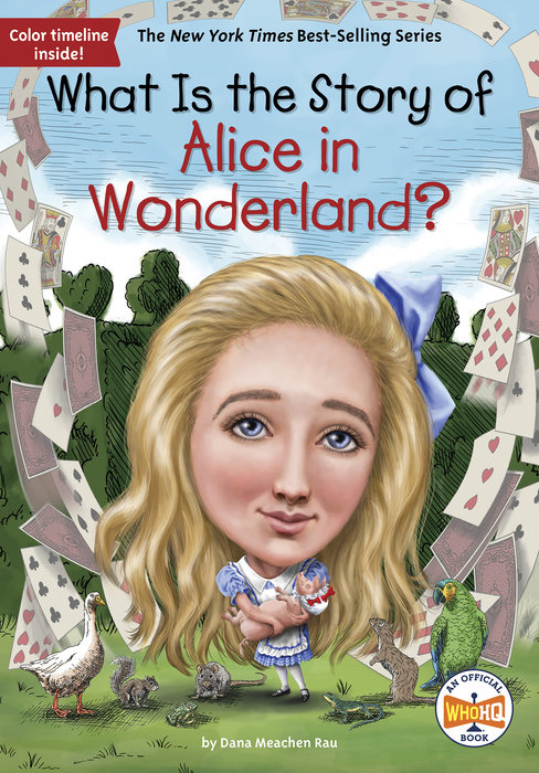 What Is the Story of Alice in Wonderland?