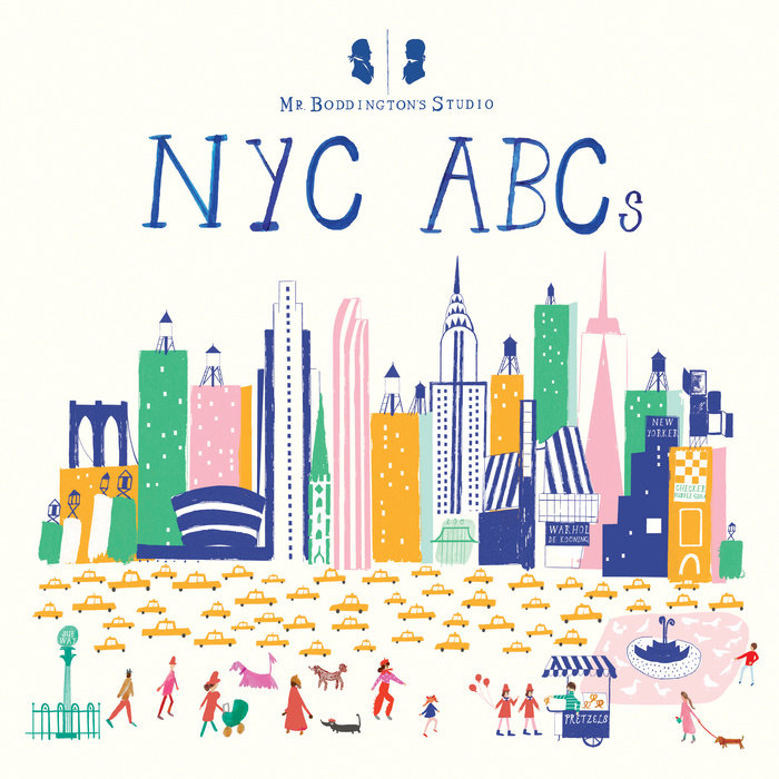 Mr. Boddington's Studio: NYC ABCs