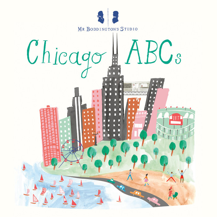 Mr. Boddington's Studio: Chicago ABCs