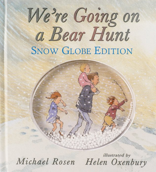 We're Going on a Bear Hunt: Snow Globe Edition