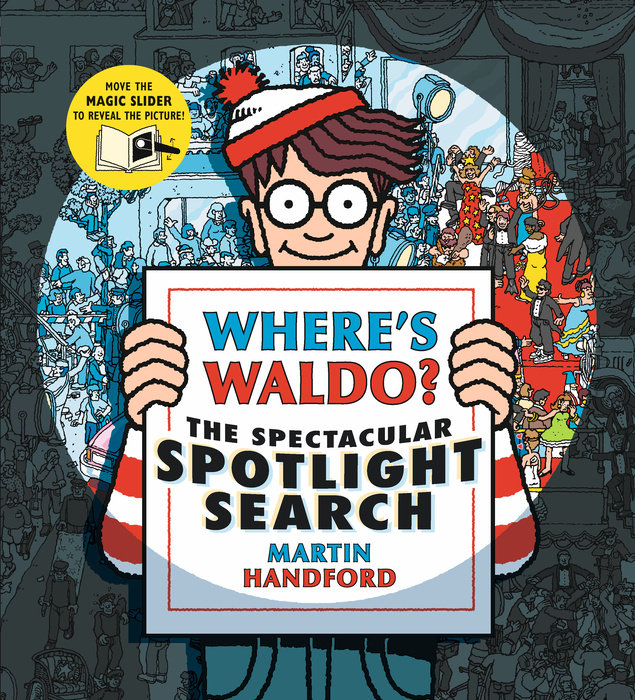 Where's Waldo? The Spectacular Spotlight Search