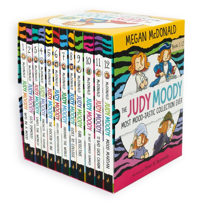 The Judy Moody Most Mood-tastic Collection Ever
