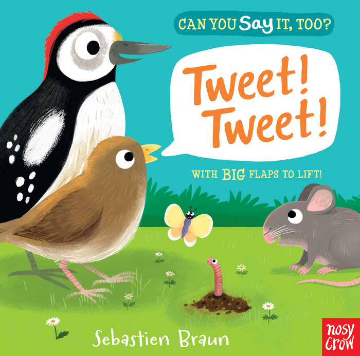 Can You Say It, Too? Tweet! Tweet!