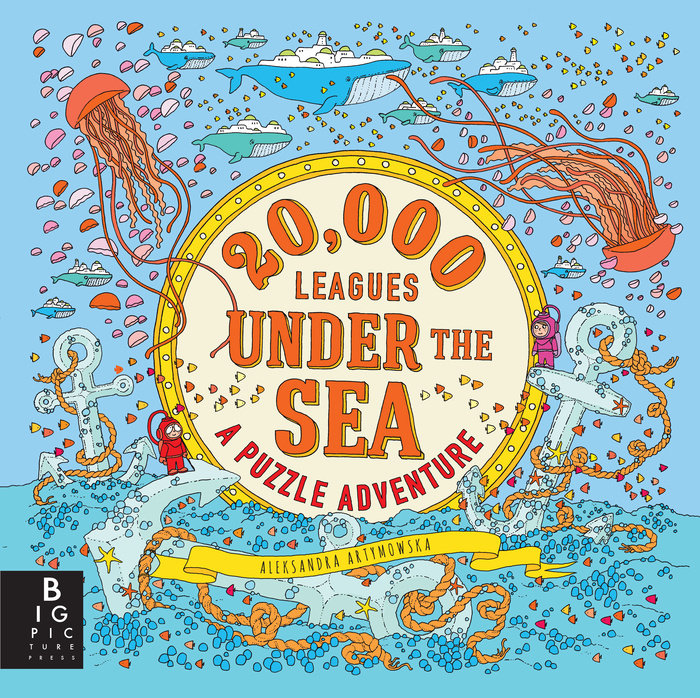 20,000 Leagues Under the Sea: A Puzzle Adventure