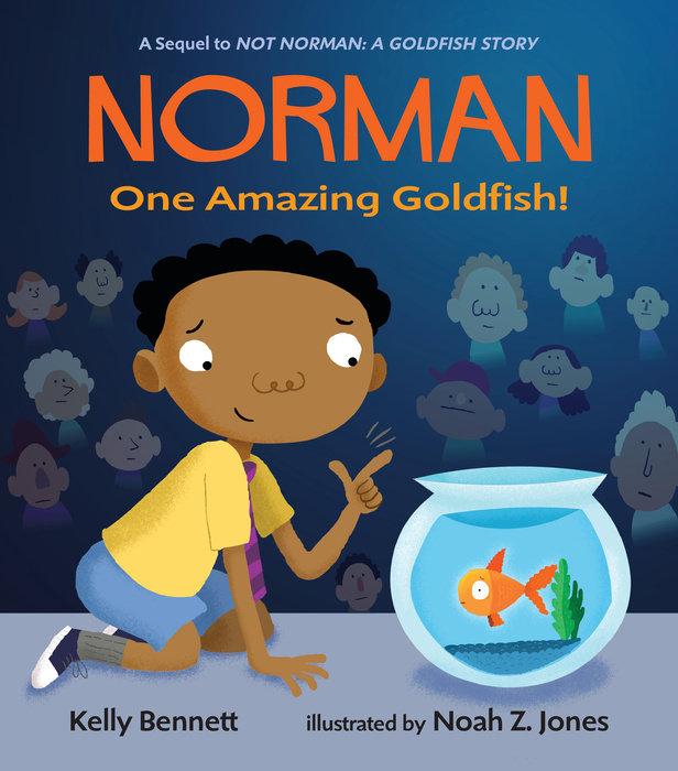 Norman: One Amazing Goldfish!