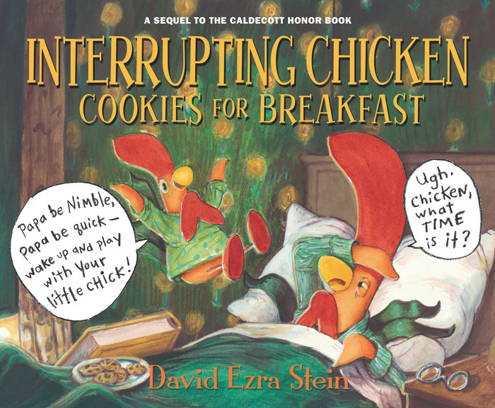 Interrupting Chicken: Cookies for Breakfast