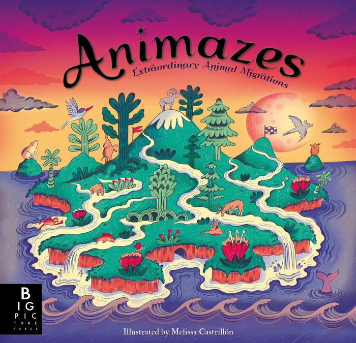 Animazes: Extraordinary Animal Migrations