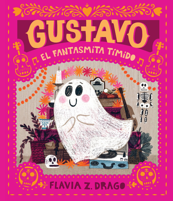 Gustavo, el fantasmita tímido