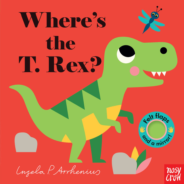 Where's the T. Rex?