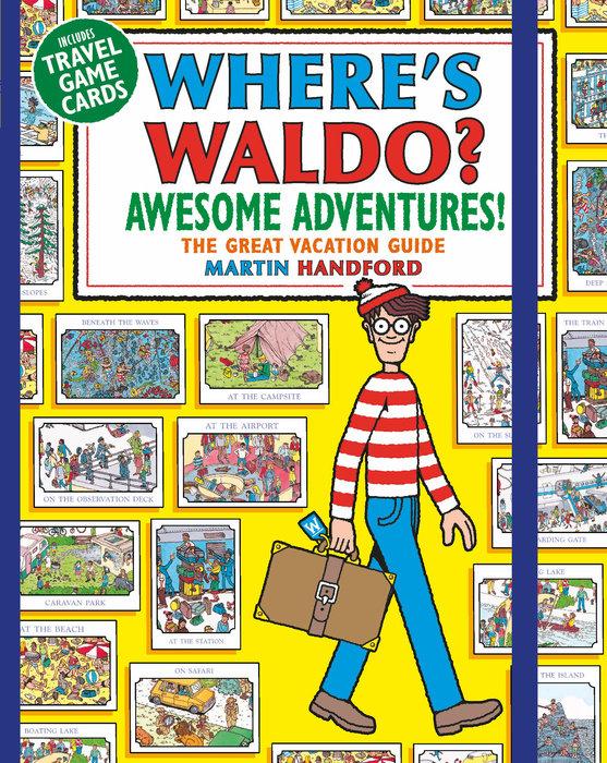 Where's Waldo? Awesome Adventures