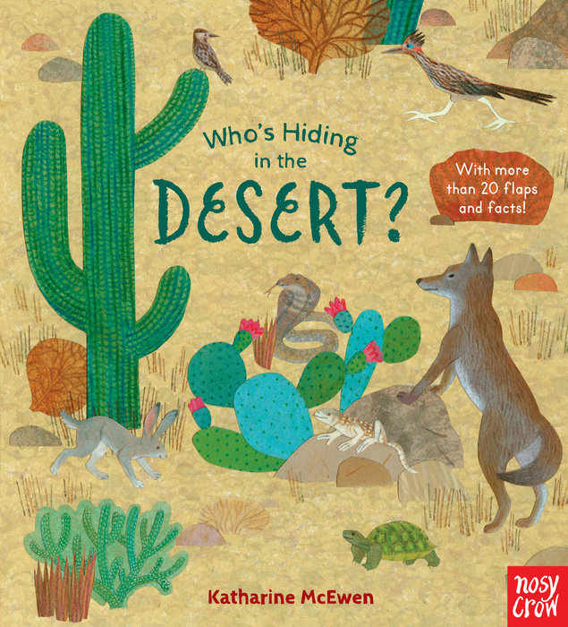 Who's Hiding in the Desert?