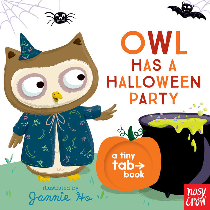 Owl Has a Halloween Party