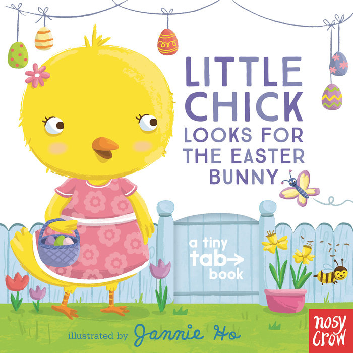 Little Chick Looks for the Easter Bunny
