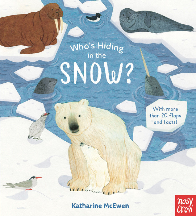 Who's Hiding in the Snow?