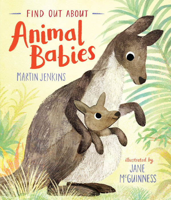 Find Out About Animal Babies
