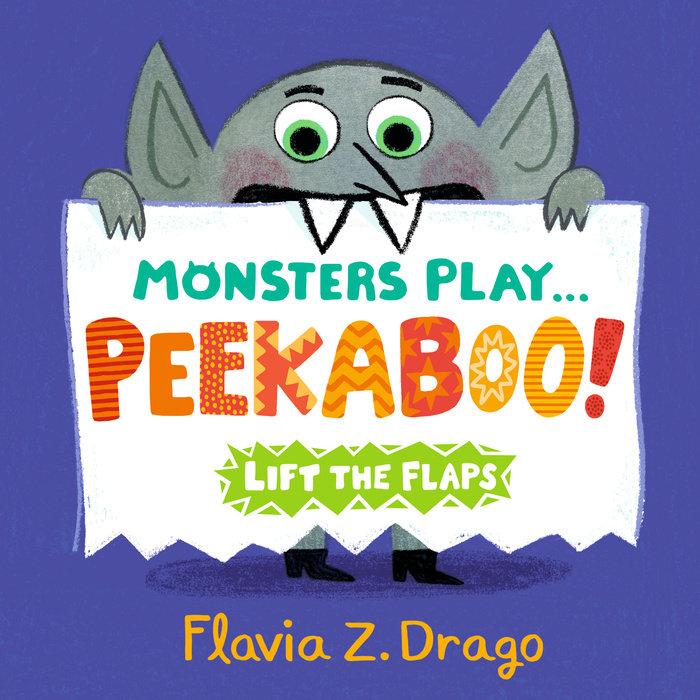 Monsters Play... Peekaboo!