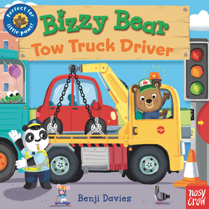 Bizzy Bear: Tow Truck Driver