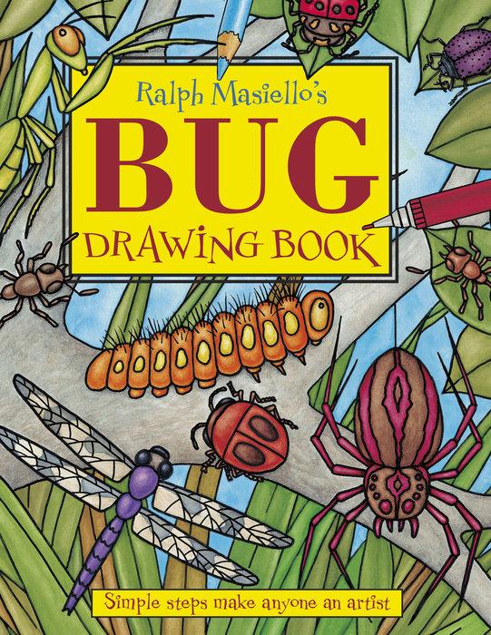 Ralph Masiello's Bug Drawing Book