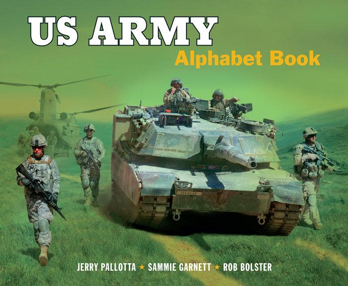 US Army Alphabet Book