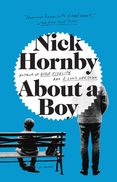 About a Boy by Nick Hornby