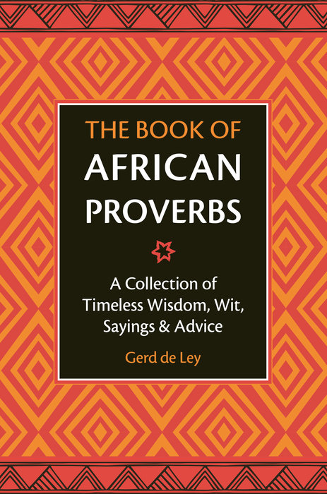 The Book of African Proverbs