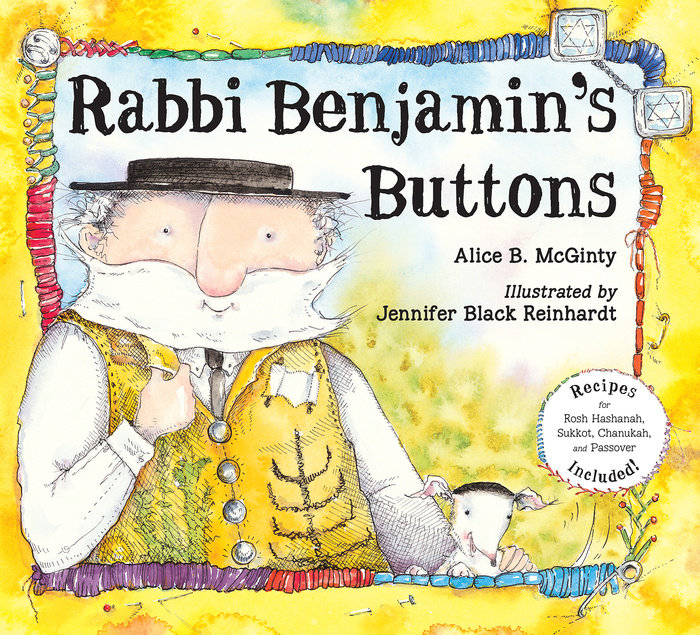 Rabbi Benjamin's Buttons
