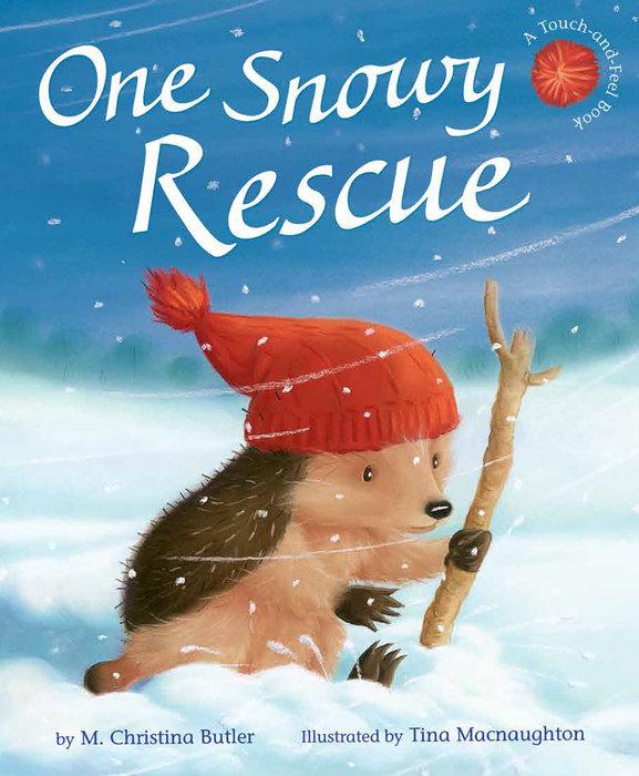 One Snowy Rescue