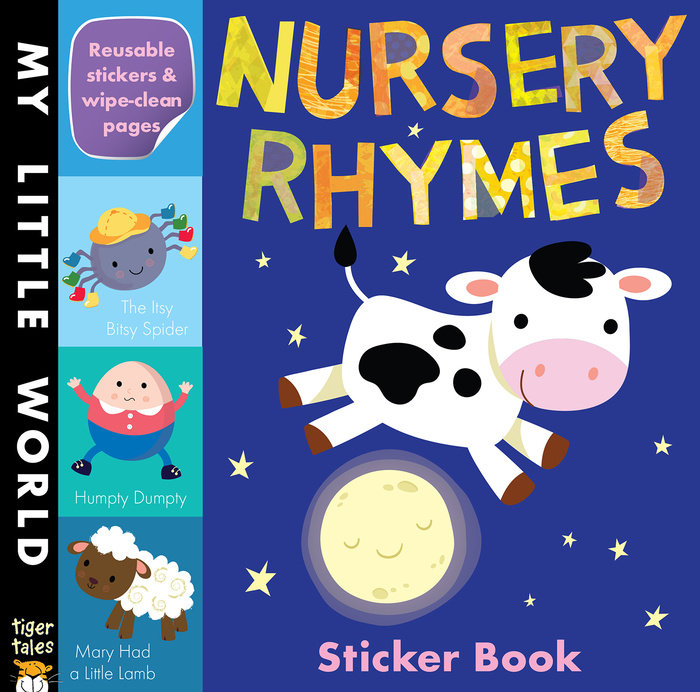 Nursery Rhymes Sticker Book