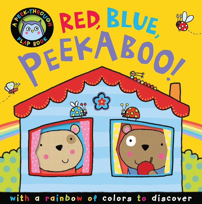 Red, Blue, Peekaboo!
