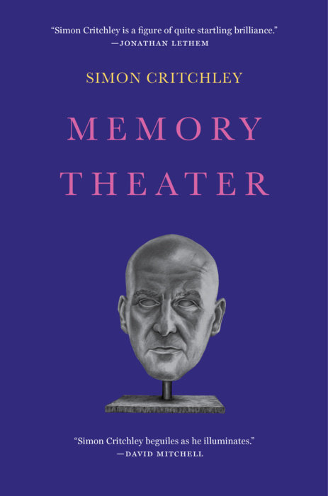 Memory Theater by Simon Critchley