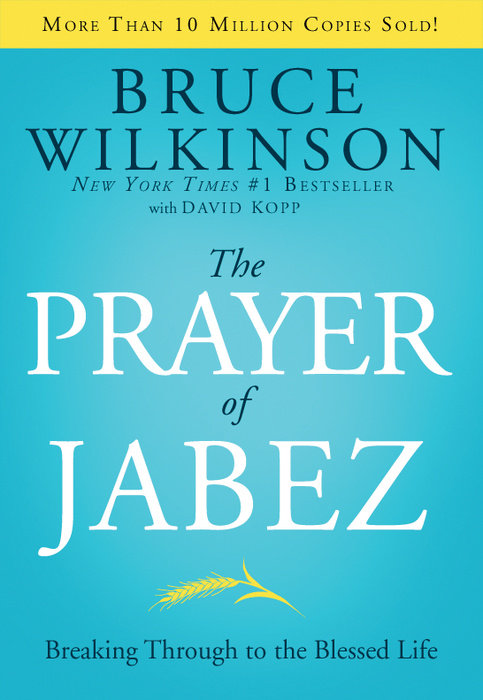Pdf prayer jabez