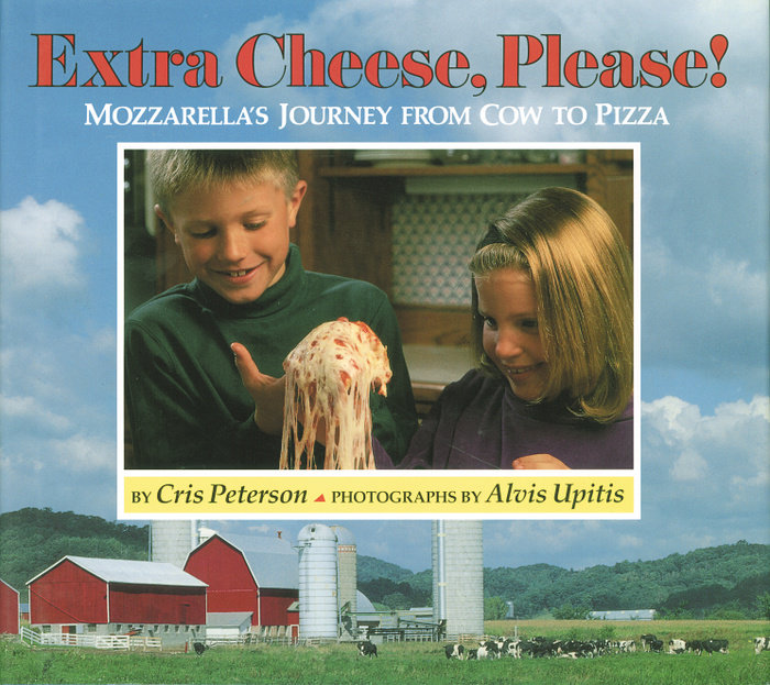 Extra Cheese Please!