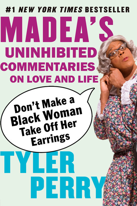Don't Make a Black Woman Take Off Her Earrings