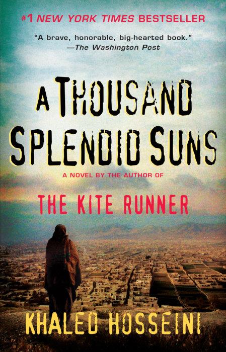 A Thousand Splendid Suns Illustrated Edition