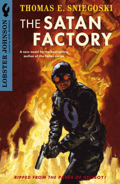 Lobster Johnson: The Satan Factory